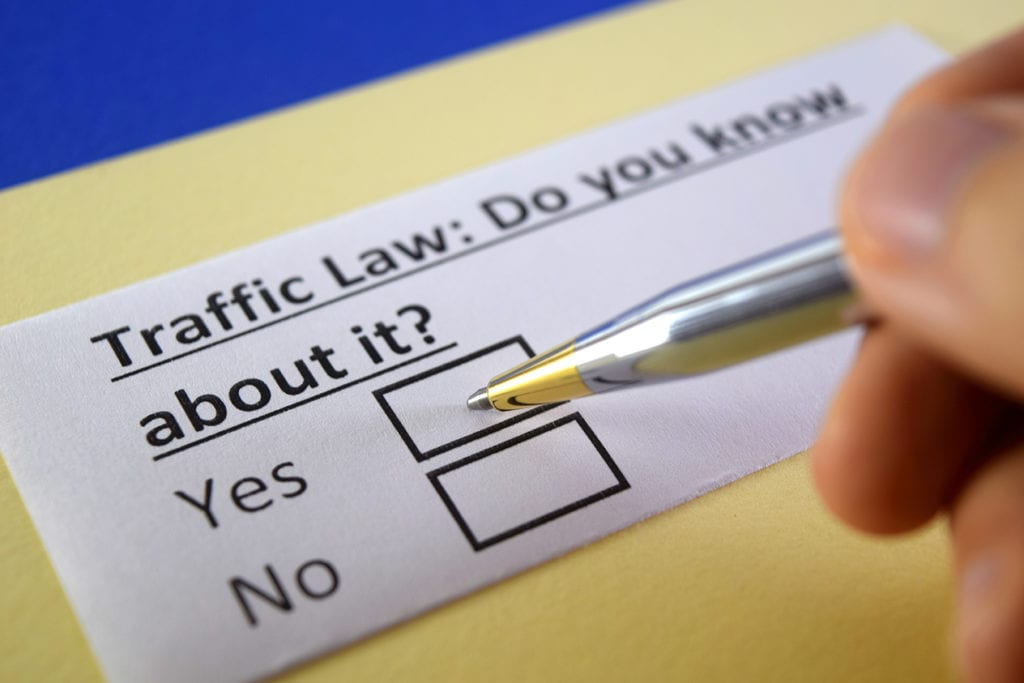 understanding traffic law alton il